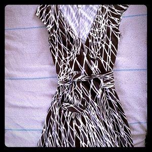 Diane Von Furtenberg wrap dress